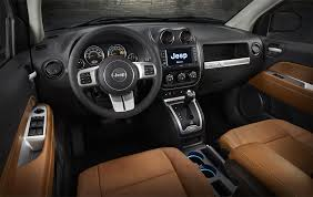 jeep compass 2018 interior sunroof jeep compass to be launched in august autodevot