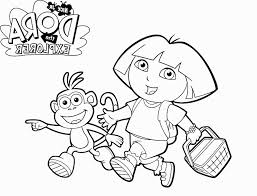 dora coloring pages and printables website 481635 coloring pages