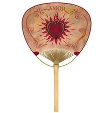 Hand Fan Wedding Programs Custom Wedding Fans An Elegant Way To Beat The Heat