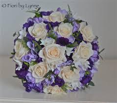 purple wedding bouquets wedding flowers s purple and lilac wedding