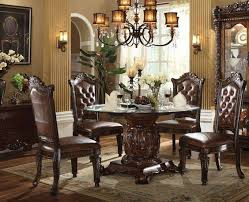 Cherry Wood Dining Room Set Best 25 Round Dining Room Sets Ideas Only On Pinterest Formal