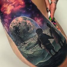 26 best space couple tattoos images on pinterest couple tattoos
