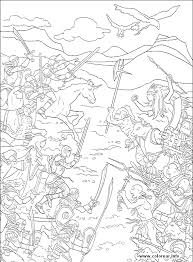 narnia 08 chronicles narnia printable coloring pages kids