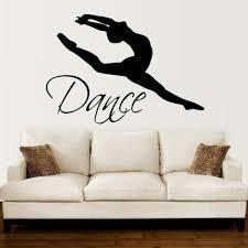Stickers For Walls In Bedrooms by Best 25 Dance Bedroom Ideas On Pinterest Girls Dance Bedroom