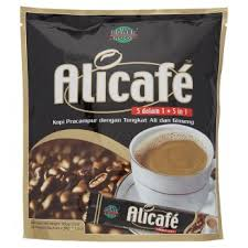 Kopi Tongkat Ali Ginseng Coffee alicafe 5 in 1 tongkat ali ginseng premix coffee let shop