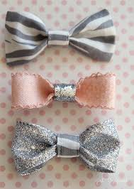 handmade hair bows 30 and easy to make hair bows diy projects