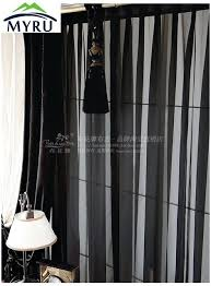 Black Curtains Bedroom Black Curtains Living Room Black And White Curtains For Bedroom