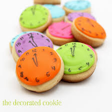 New Year S Cookie Decorations by Fun New Year U0027s Eve Ideas Love From The Oven