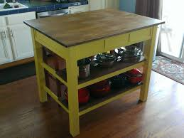 handcrafted kitchen island solid wood