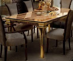 Modern Dining Room Tables Italian Arredoclassic Rossini Italian Rectangular Extension Dining Table