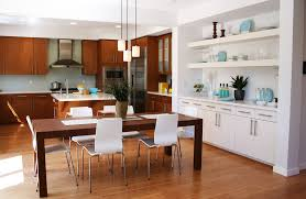 kitchen dining room ideas photos 27 custom kitchen cabinet ideas home designs