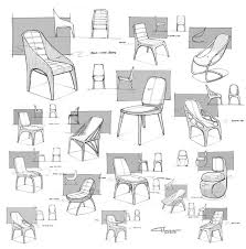 drawn chair project pencil and in color drawn chair project