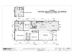 100 small double wide floor plans mobile home blueprints 3