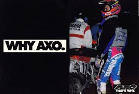 vintage motocross gloves here are some cool classic axo sport ads for your enjoyment moto