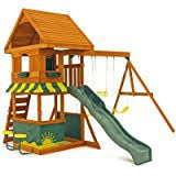 Amazon Backyard Playsets by Amazon Com Wooden Playset Outdoor Playset Wooden Wooden