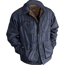 men s waxed cotton jacket duluth trading