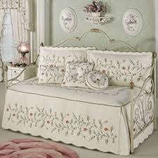 Fitted Daybed Cover Pretty Posy Floral Quilted Daybed Bedding Set