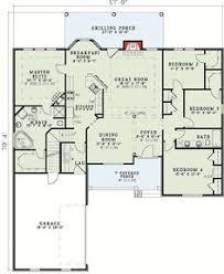 Ranch Open Floor Plan Single Story Open Floor Plans One Story 3 Bedroom 2 Bath