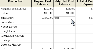 Basement Building Costs - construction estimating software free cost estimate spreadsheet