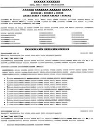 Resume Samples Career Change by Profile Career Profile Resume Examples