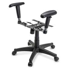 Office Chairs Without Wheels And Arms Chair Adjustable Height Office Chair For Lessen Back Pain