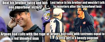 Jim Harbaugh Memes - so glad the ravens have john harbaugh and not jim