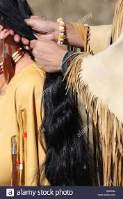 free mative american braids for hair photos two native american indian women with fringe leather dress