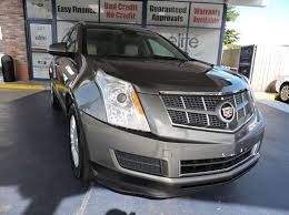 cadillac srx trim packages 2011 cadillac srx luxury collection 4dr suv in fort lauderdale fl