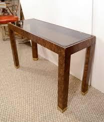 Vintage Henredon Bedroom Furniture A Pair Of Vintage Henredon Console Tables At 1stdibs