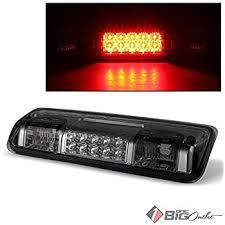 Brake Lights Wont Go Off Amazon Com Ford F150 04 08 3rd Brake Lights Lamps Led Red Clear