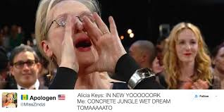 Elle Meme - meryl streep singing is everyone s new favorite meme