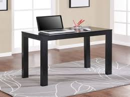 Small Black Writing Desk Small Black Writing Desk With Drawer Home Furniture Decoration