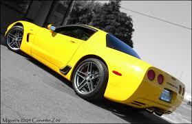 corvette zo6 rims c6 z06 wheels on my c5 z06 corvetteforum chevrolet corvette