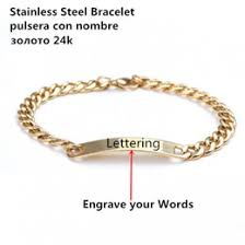 Name Bracelets Gold Gold Name Plate Chain Woman Nz Buy New Gold Name Plate Chain