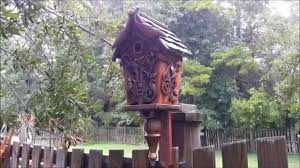Crazy Houses Create An Attractive Victorian Style Bird Houses House Style Design