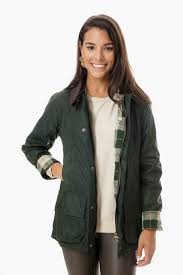 barbour women u0027s olive classic bedale jacket u2013 tuckernuck