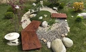Backyard Pebble Gravel 47 Best Gravel Patio Ideas Diy Design Pictures Designing Idea