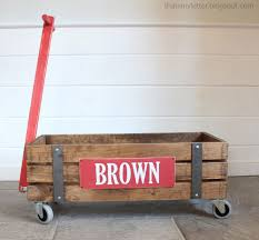 vanity for child ana white beautiful wood wagon for children industrial style