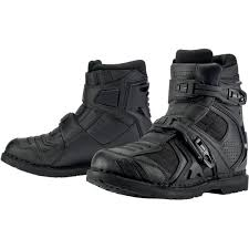 short motorcycle boots icon field armor 2 boots fortnine canada