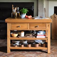 kitchen islands pine oak and solid wood kitchen islands