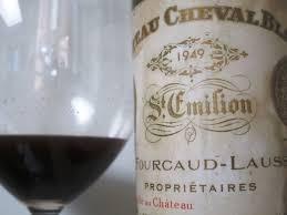 wine legend château cheval blanc 1959 latour 1949 cheval blanc bordeaux history tasted