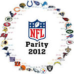 2012 NFL Parity Graphic - Business Insider