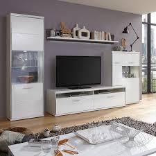Wohnzimmerschrank In Poco Wohnwand Weiß Hochglanz Poco Harzite Com