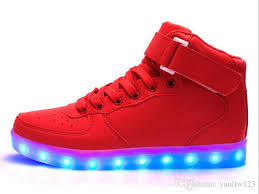sneakers that light up on the bottom children usb charging led light shoes sneakers kids light up shose