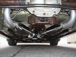 99 04 mustang exhaust slp mustang loudmouth ii cat back exhaust m31007a 99 04 gt mach