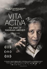 vita activa the spirit of hannah arendt zeitgeist films