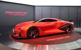 nissan supercar concept nissan u0027s 2020 vision gran turismo is in tokyo 3 8