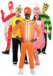 yo gabba gabba group costume group halloween costume rentals