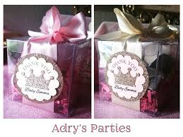royal princess baby shower theme princess royal baby shower favor boxes baby shower