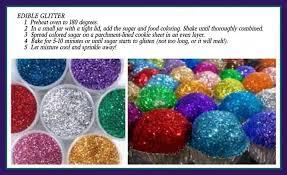 edible gliter edible glitter recipe edible glitter sugar glitter and sugaring